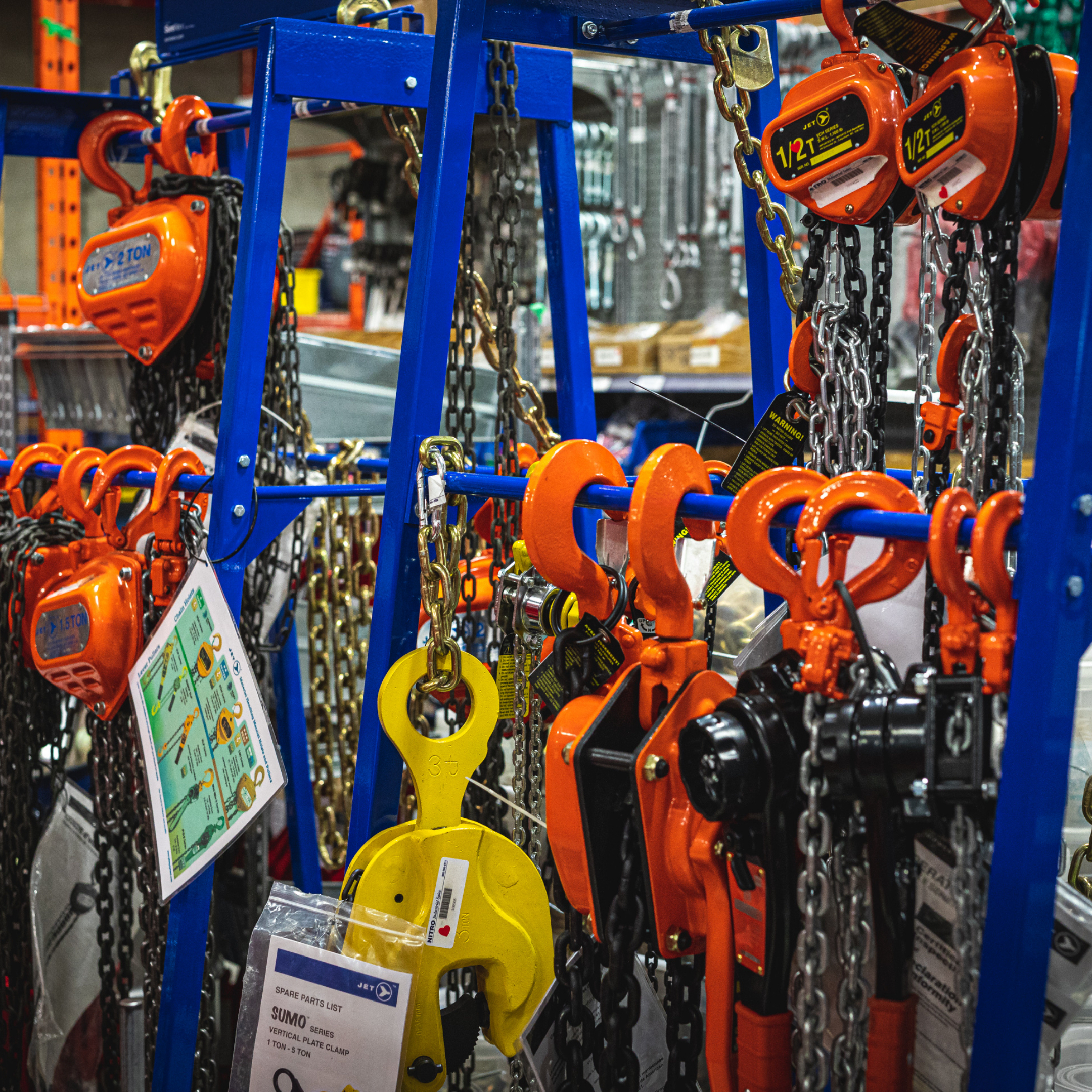 Chain Hoist Photo