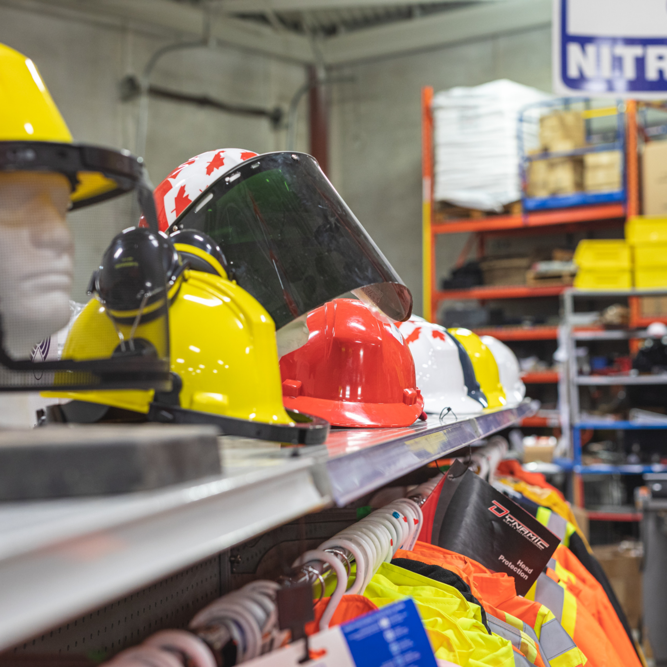 Construction  Helmets Photo