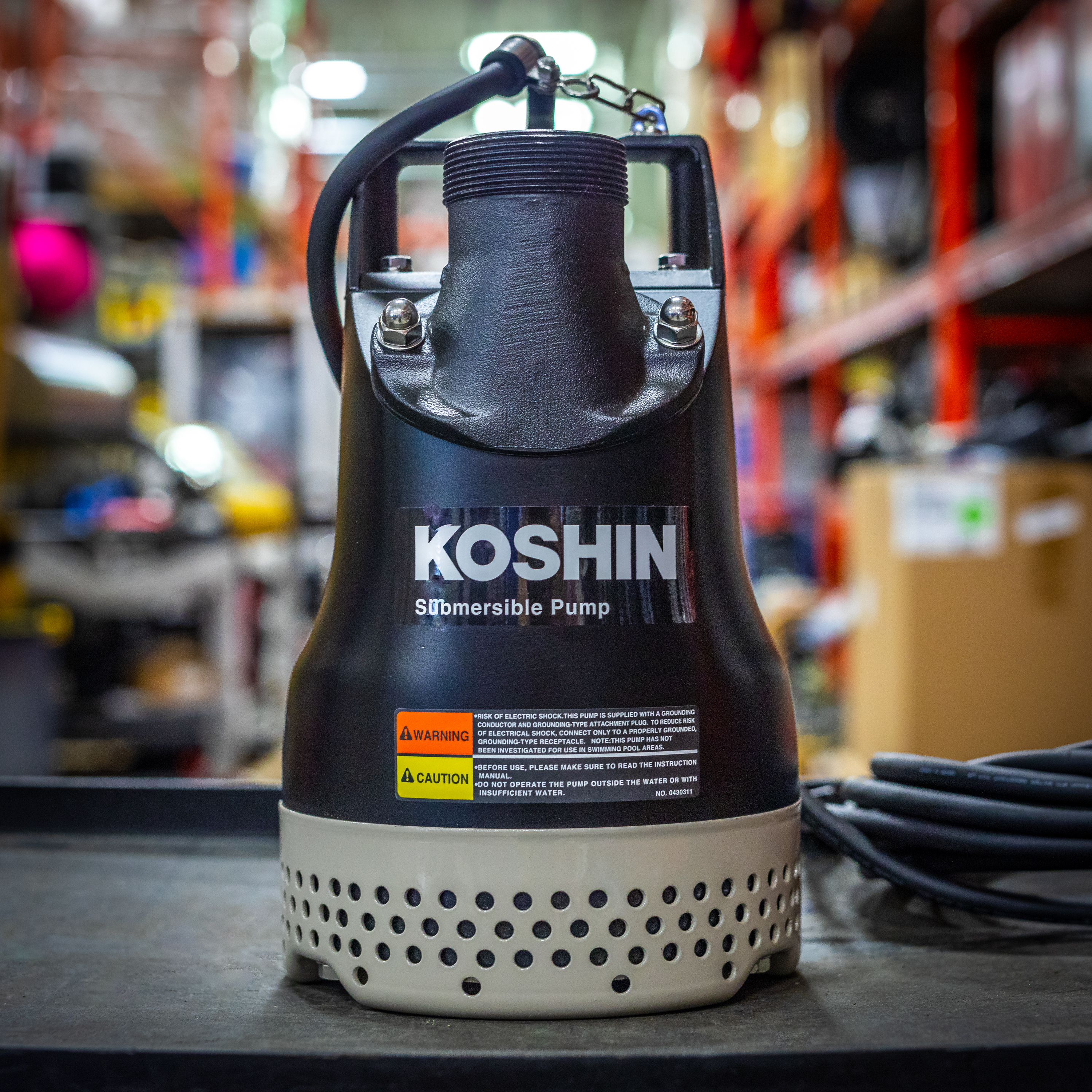 Koshin Water Pump Photo