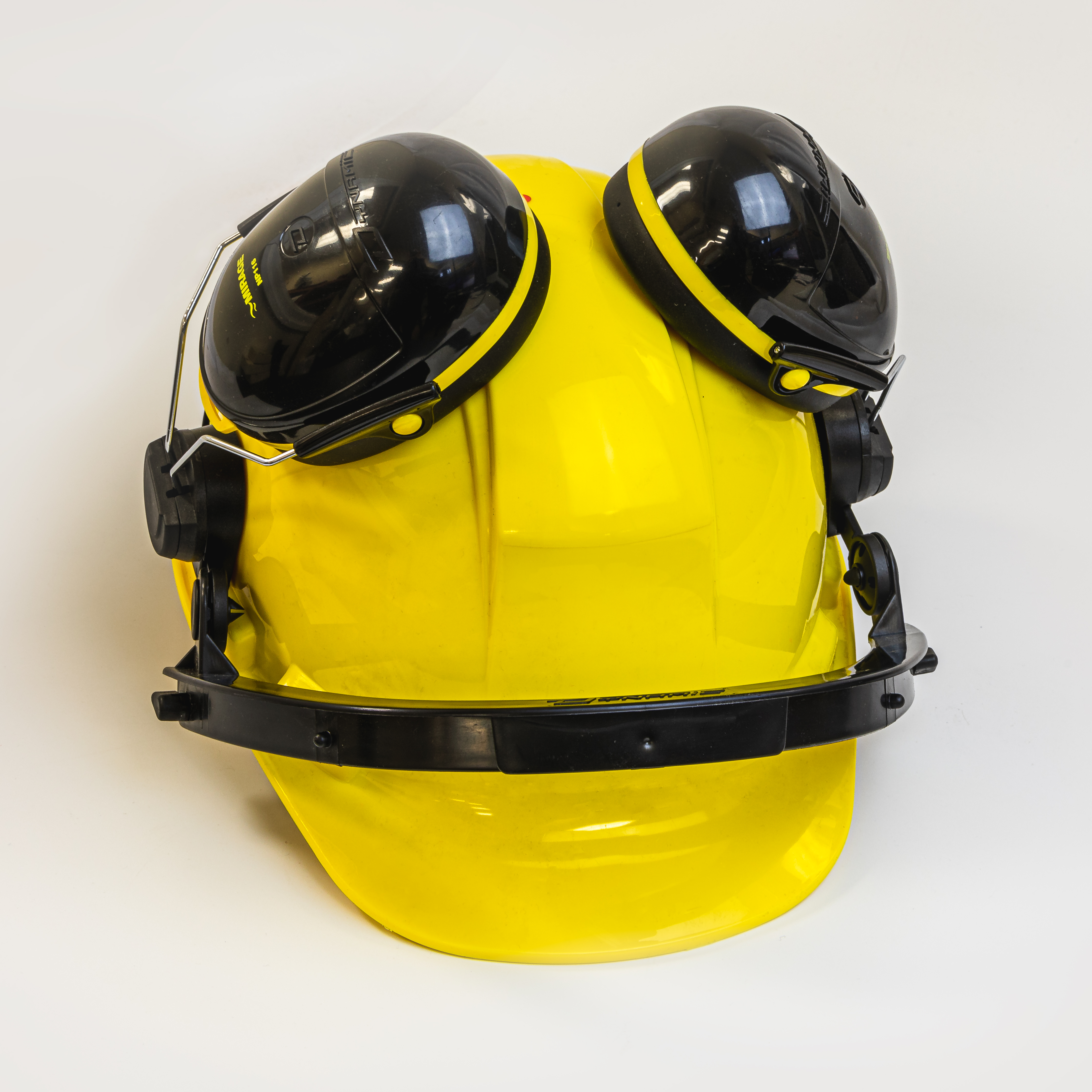 Hard Hats - CAP-MOUNTED EARMUFFS