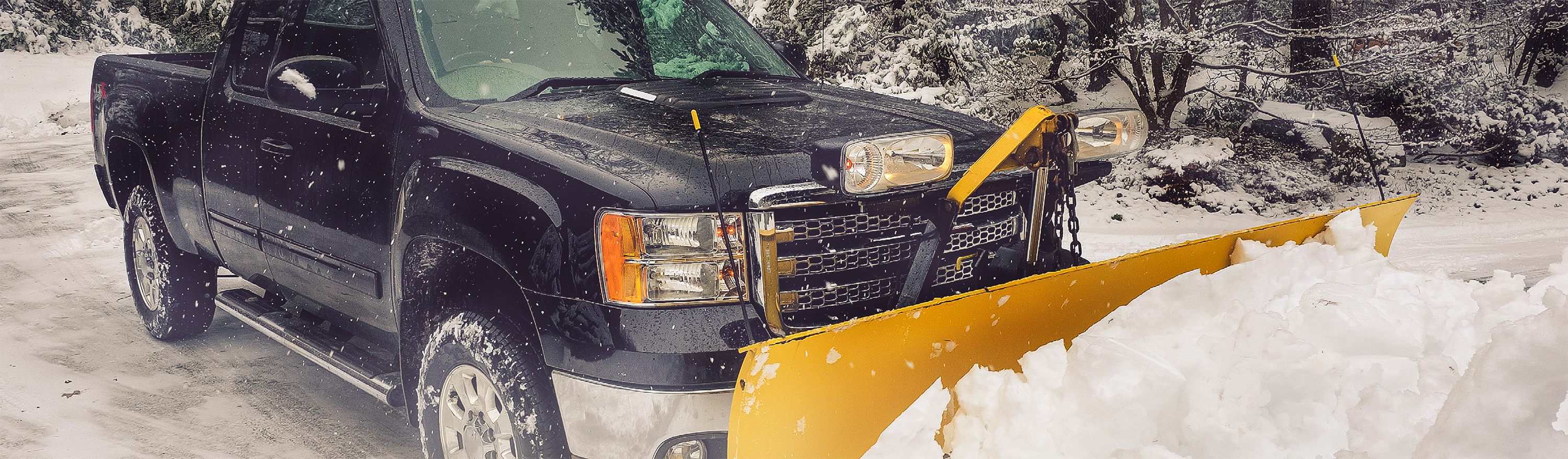 SnowPlow truck Photo